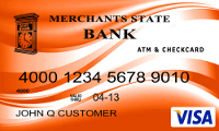 Picture of ATM Card