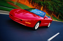Image of a sports car