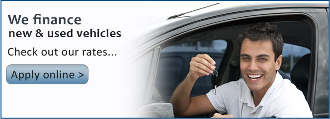 Click to go to and view the auto loan page.