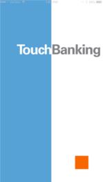 Mobile Money App Short Setup Guide - TouchBanking Icon